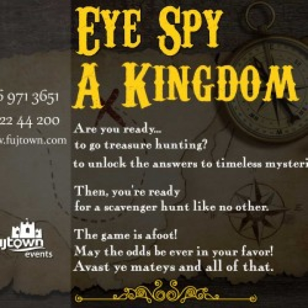 Eye Spy A Kingdom