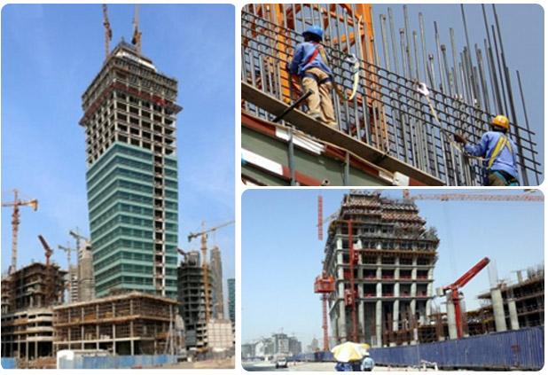 Fujtown Fujairah Abdullah Aleter Building Contracting