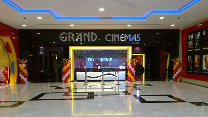 Grand Cinemas Century Mall